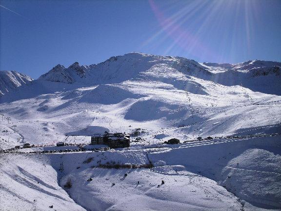 Esquí en Peyragudes: Puente de Diciembre