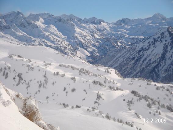Esquí en Baqueira: Puente de Diciembre