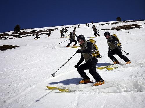Esquí en Saint Lary: Reyes