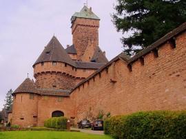 Circuitos por Alsacia