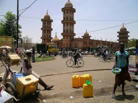 Circuitos por Burkina Faso