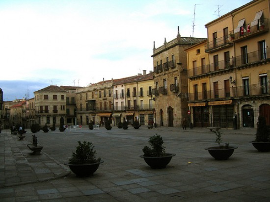 Fotos de ciudad rodrigo for Oficina de turismo ciudad rodrigo