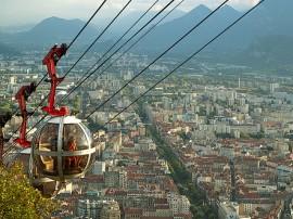 Circuitos por Grenoble