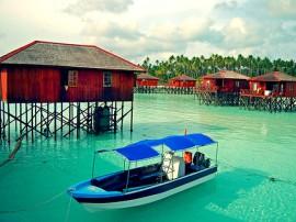 Circuitos por Indonesia
