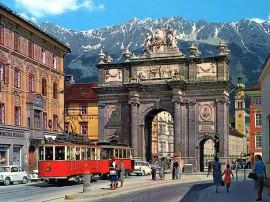 Circuitos por Innsbruck