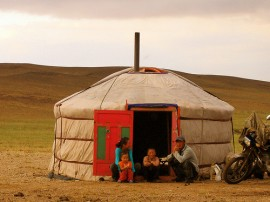 Circuitos por Mongolia