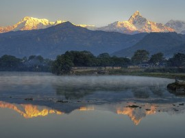 Circuitos por Nepal