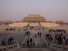 Circuitos por Pekín