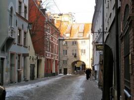 Circuitos por Riga