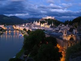 Circuitos por Salzburgo
