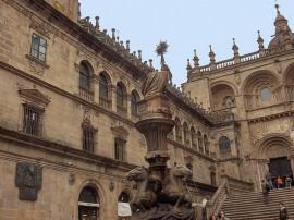 Circuitos por Santiago de Compostela