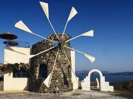 Circuitos por Santorini