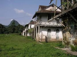 Circuitos por Santo Tomé y Príncipe