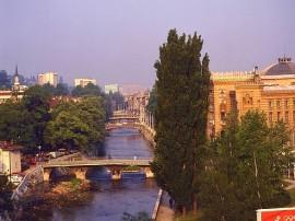Circuitos por Sarajevo