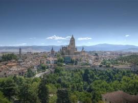 Circuitos por Segovia