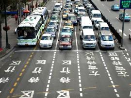 Circuitos por Shanghái