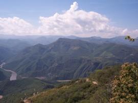 Circuitos por Sierra Madre Occidental