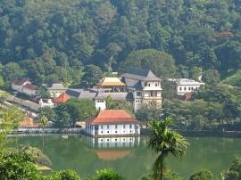 Circuitos por Sri Lanka