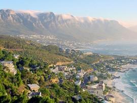 Circuitos por Sudáfrica