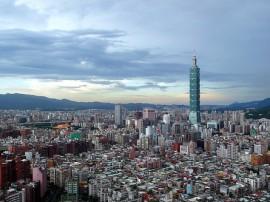 Circuitos por Taiwán