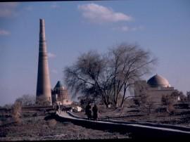 Circuitos por Turkmenistán