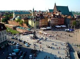 Circuitos por Varsovia