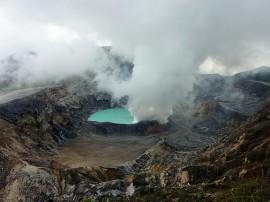 Circuitos por Volcanes de Costa Rica